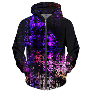 Bubble CrossStitch Hoodie