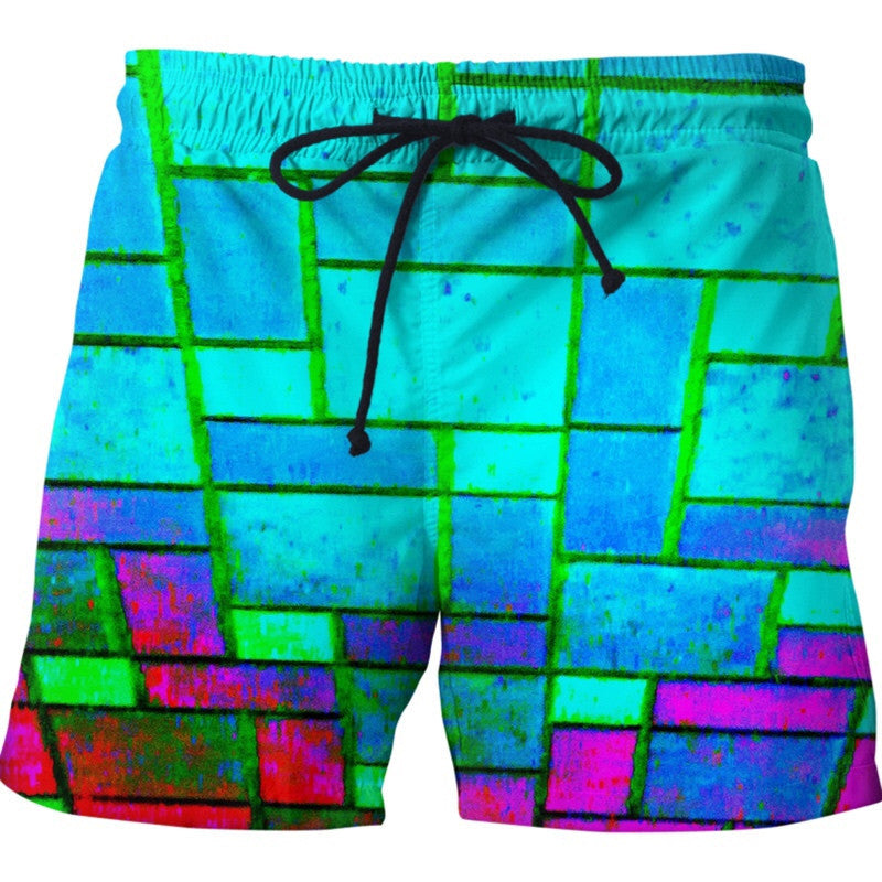 Tileocity Swim Shorts