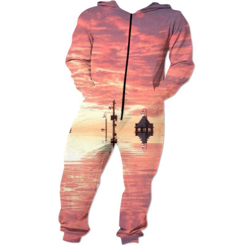 Sunset Reflection Onesie