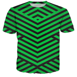 Green Screen Angles Tee