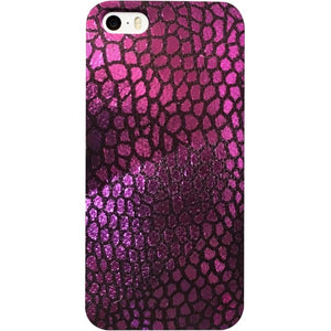 Purple Scales Phone Case