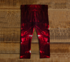 Red Lights Baby Leggings