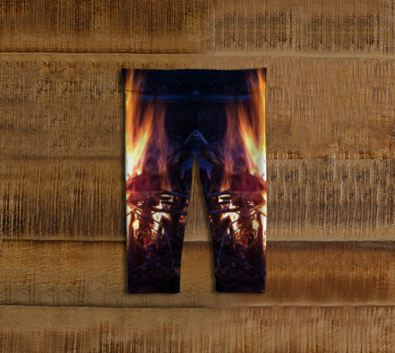 Campfire Baby Leggings