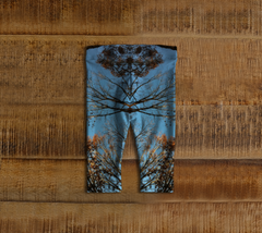 Fall Trees Baby Leggings