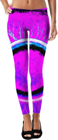 Eclipsed Pink Leggings