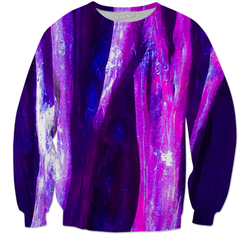 Fuchsia Wood Sweatshirt