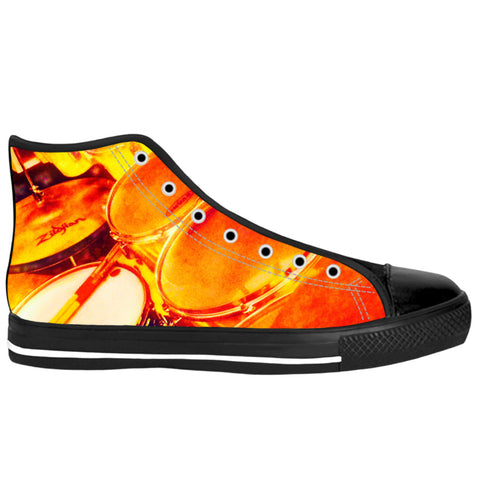 Fire Drums Shoes