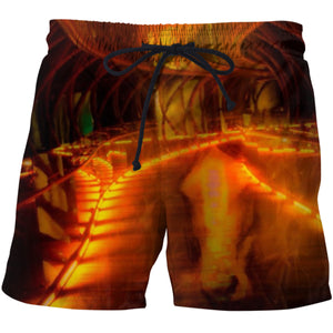 Neigh Flambè Swim Shorts