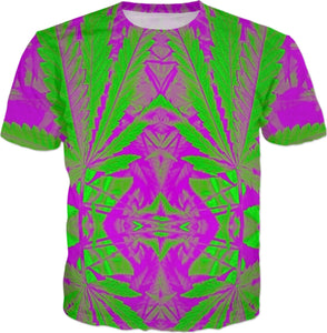 Hazy Dream Tee #RageOnWeedContest