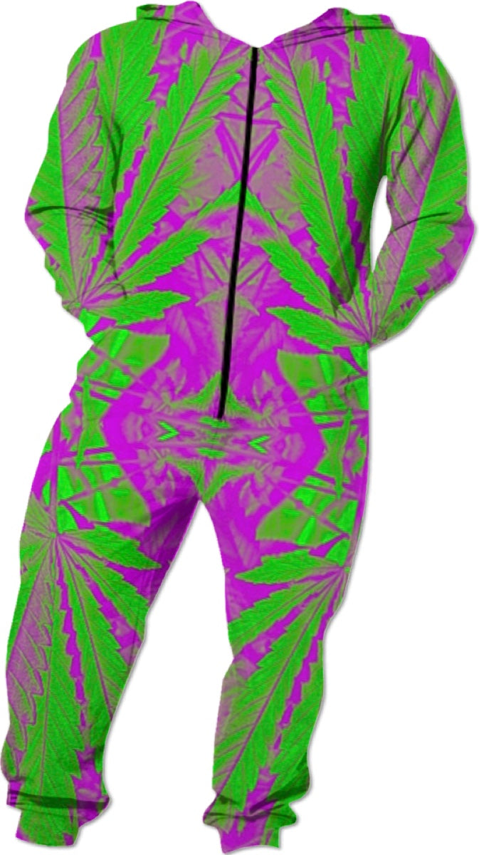 Hazy Dream Onesie #RageOnWeedContest