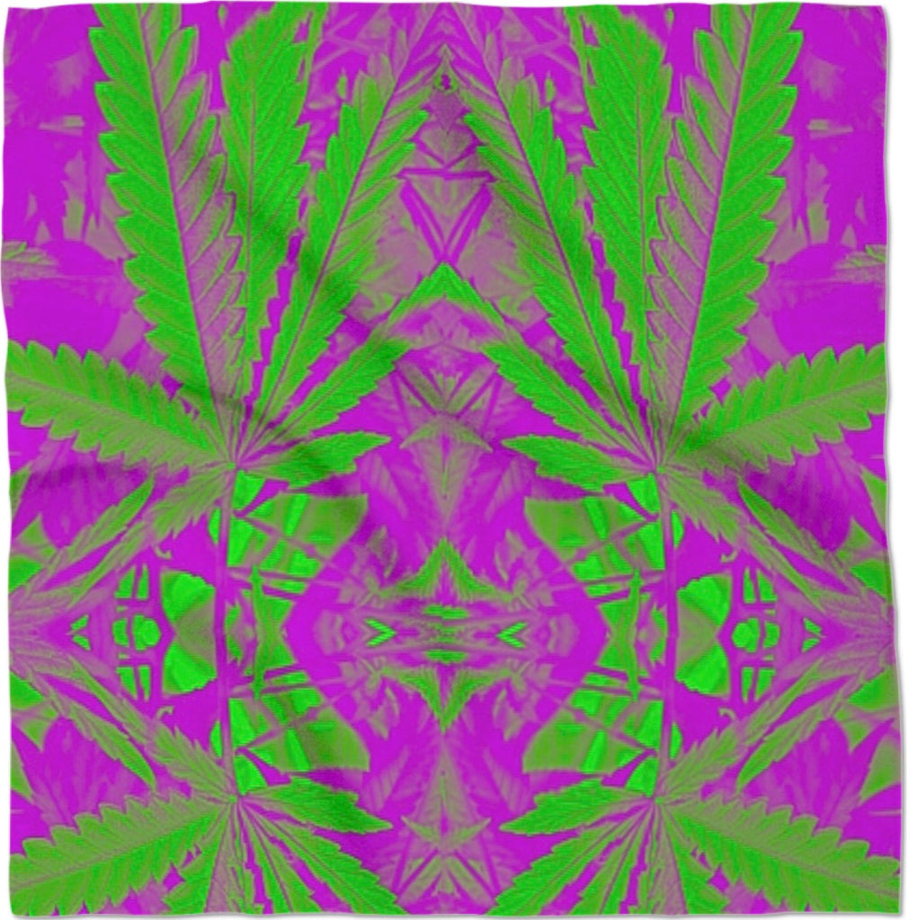 Hazy Dream Bandana #RageOnWeedContest