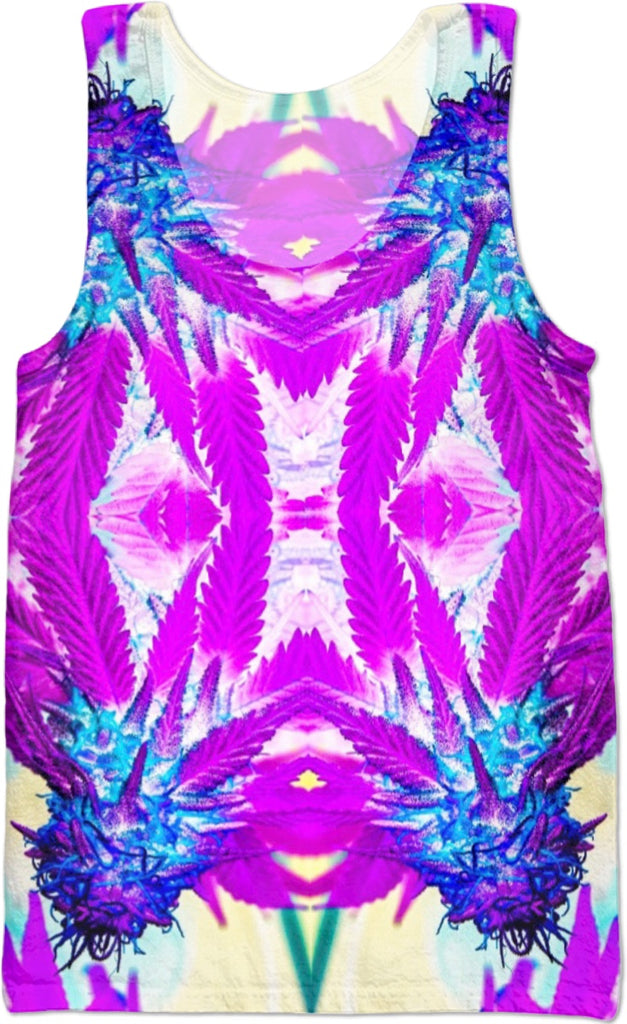 Inverted Bud Tank Top