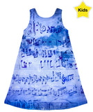 Musically Inclined Kids Dress
