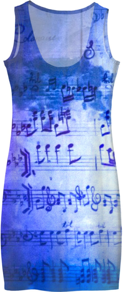 Musically Inclined Dress