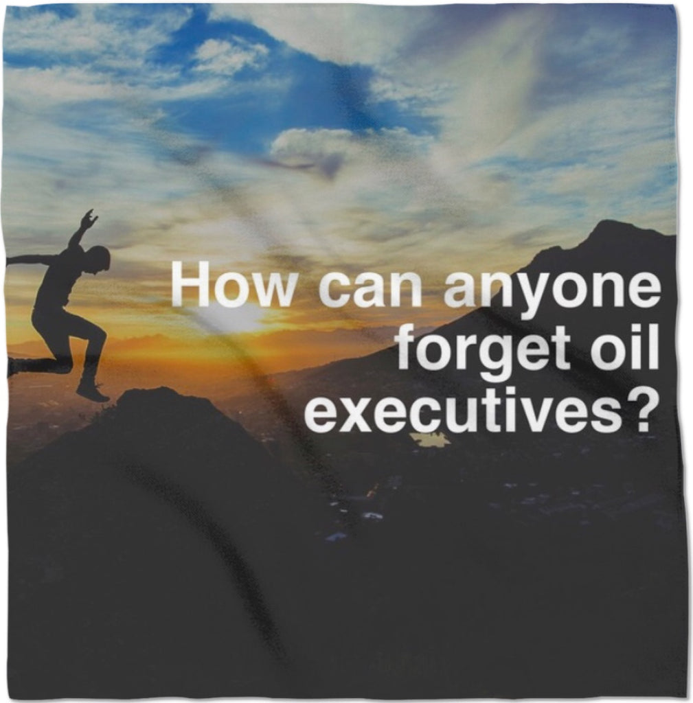 Oil Executives Bandana