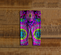Blacklight Daydream Baby Leggings