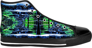Infinity Stairs High Top Shoes