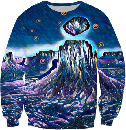 Levitate Midnight Sweatshirt