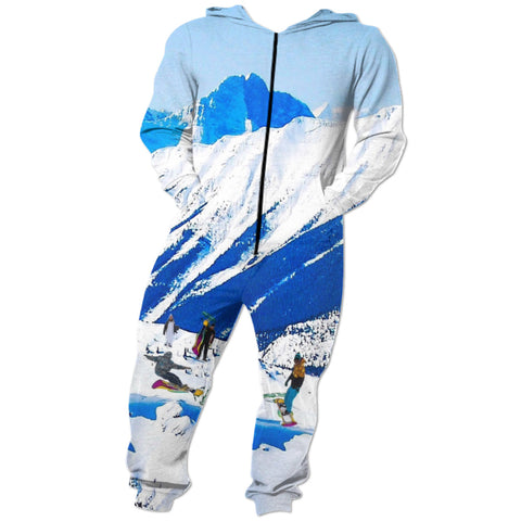 Embrace The Slopes Onesie