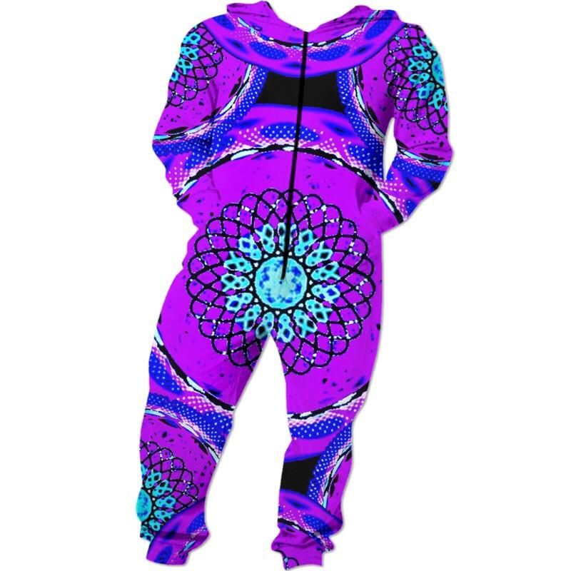 Purple Haze Onesie