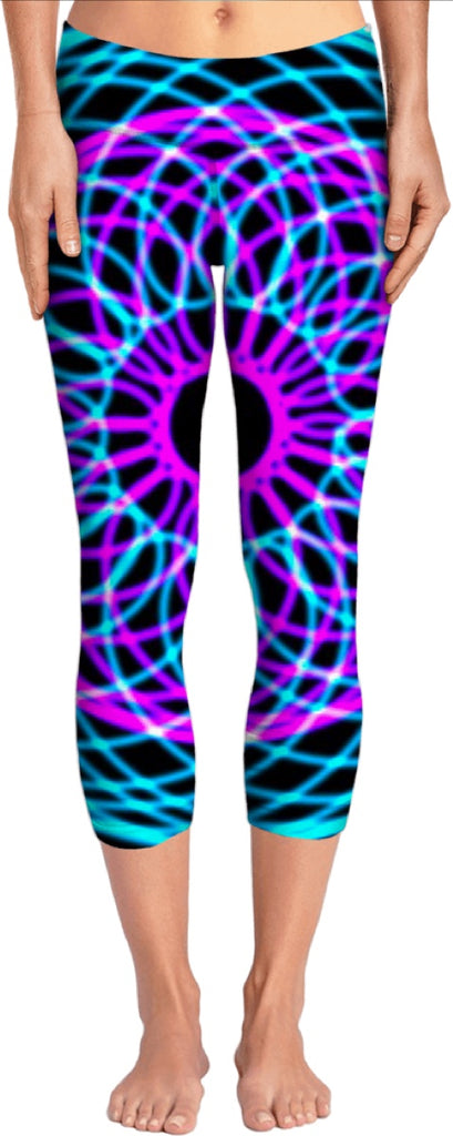 Eye Of The Storm Yoga Pants