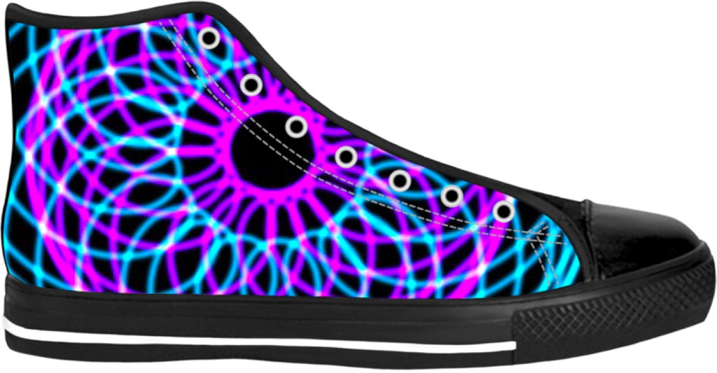 Eye Of The Storm High Top Shoes