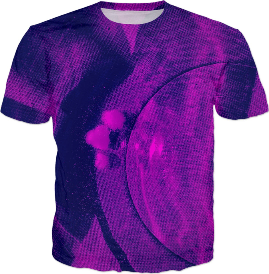 Floating Purple Tee