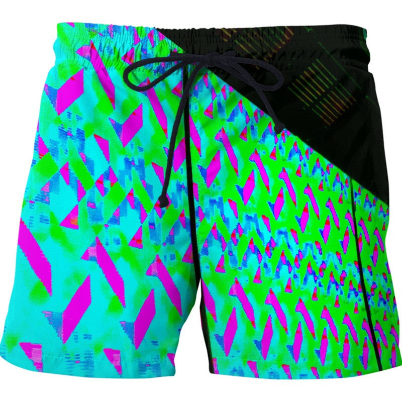 MegaB Swim Shorts