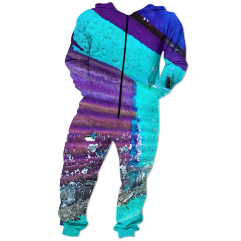 Flaked Paint Onesie