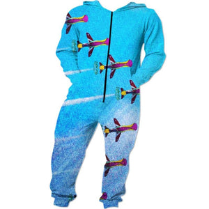 Embracing Planes Onesie