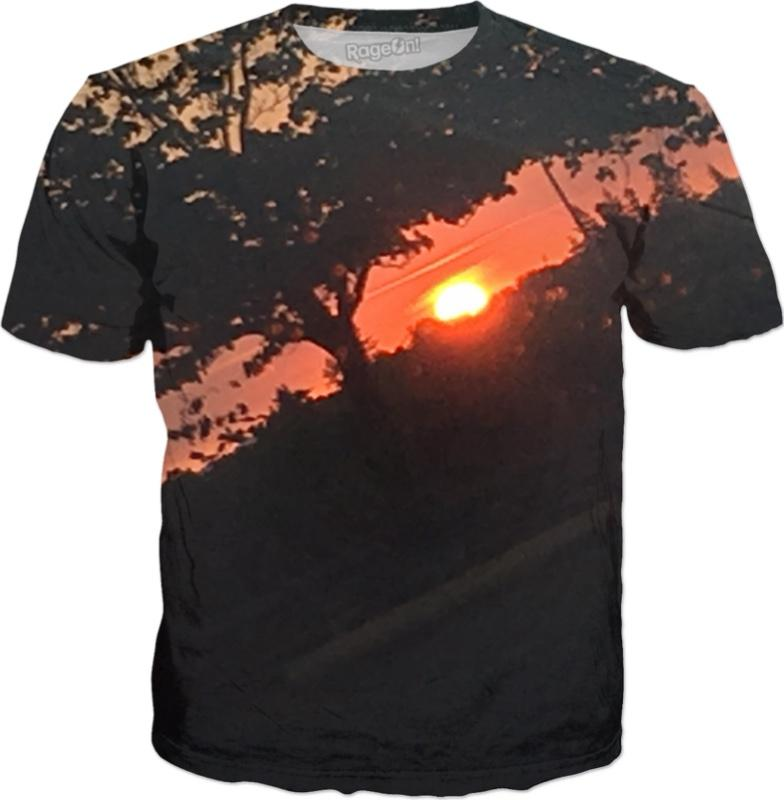 Sunset In My Heart Tee
