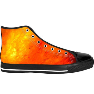 Tangerine Dream High Tops