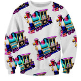 Trains Sweatshirt
