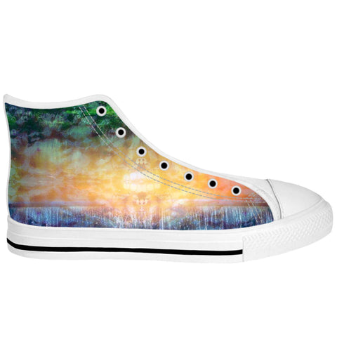 Rainforest Waterfall Shoes