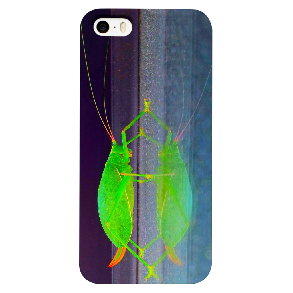 Grasshopper Reflection Phone Case
