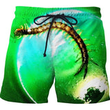 Electric Centipede Swim Shorts
