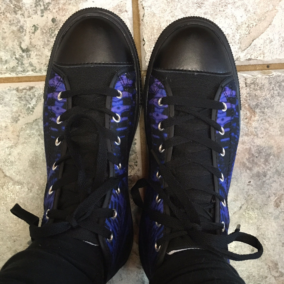 Zoom High Top Shoes