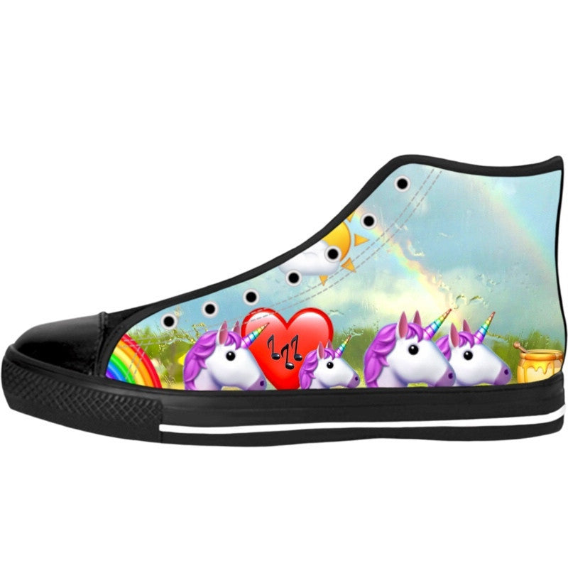 Unicorn Collective High Top Shoes
