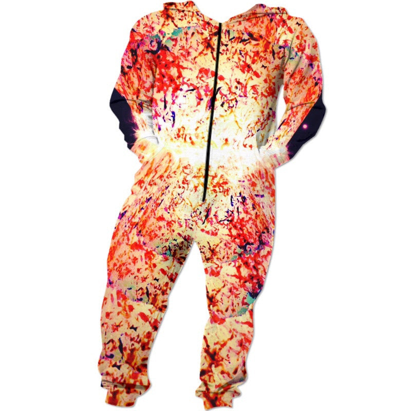 Hot Lava Onesie