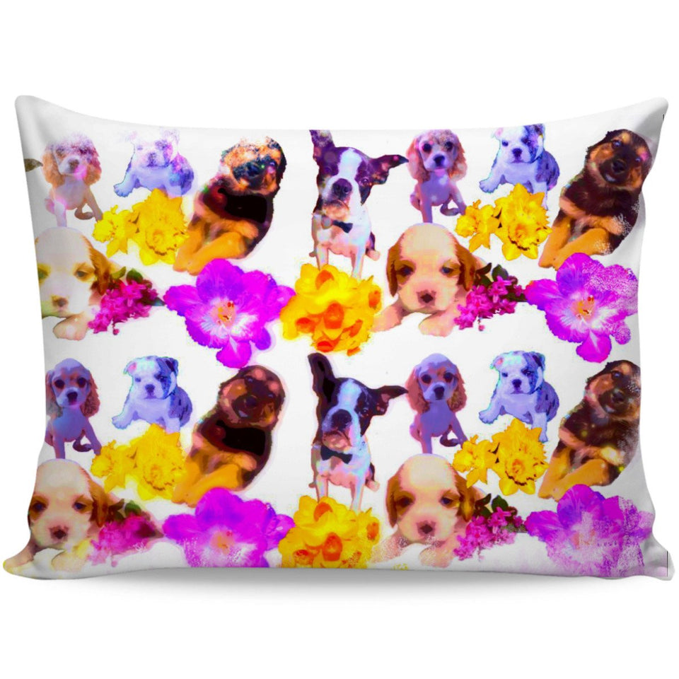 Puppy Dreams Pillow Cases