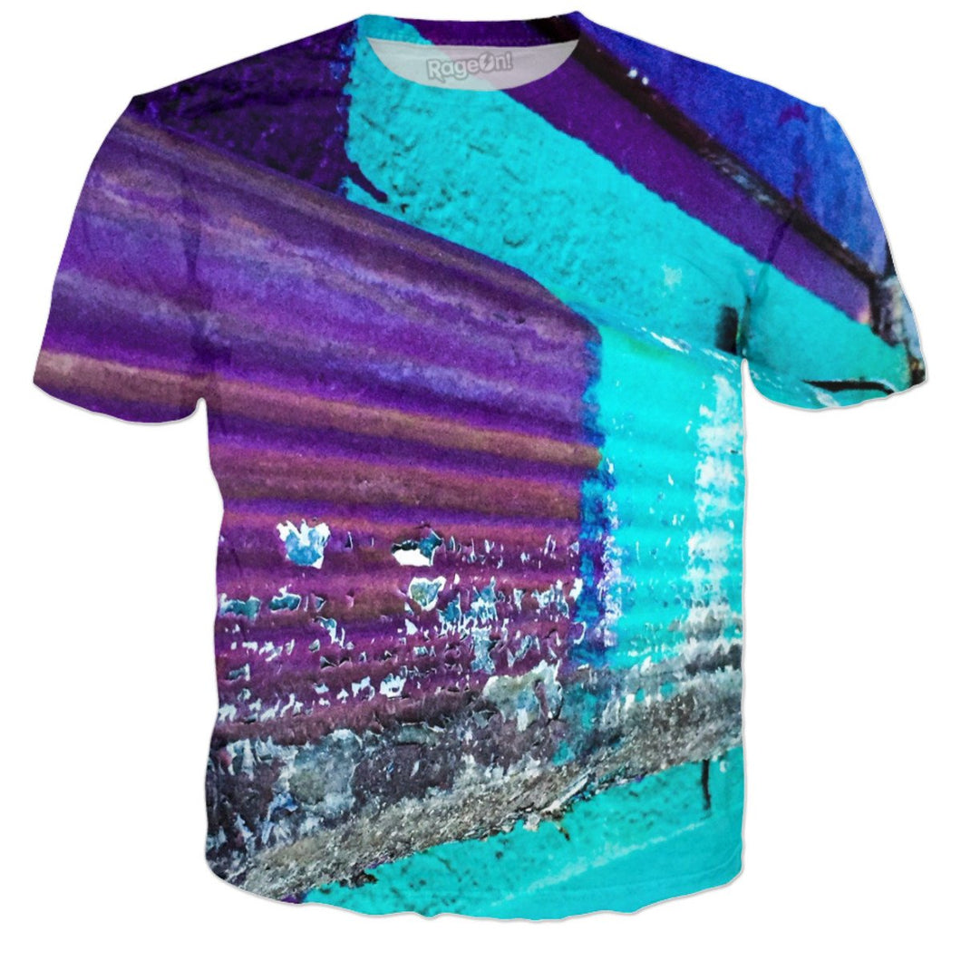 Flaked Paint Tee