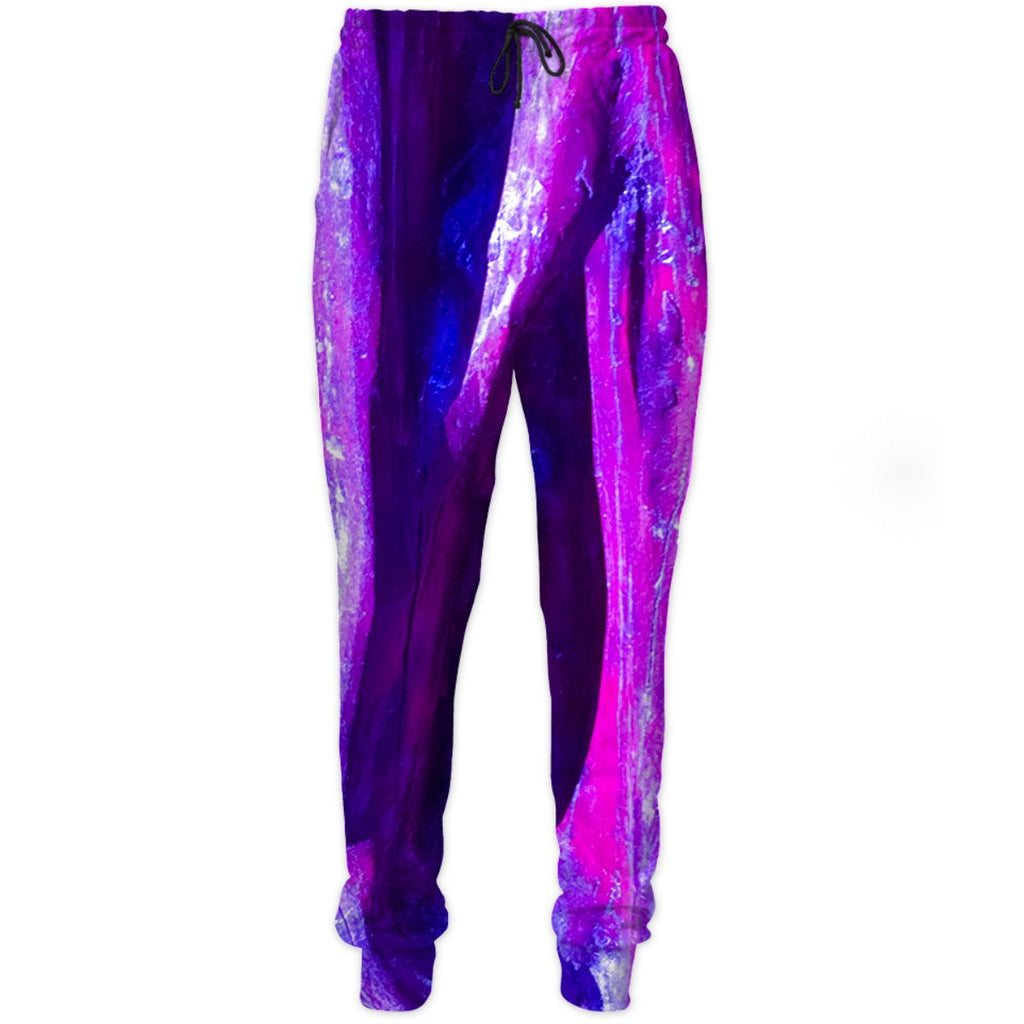 Fuchsia Wood Sweatpants