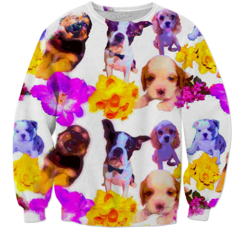 Puppy Dreams Sweatshirt