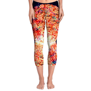 Hot Lava Yoga Pants