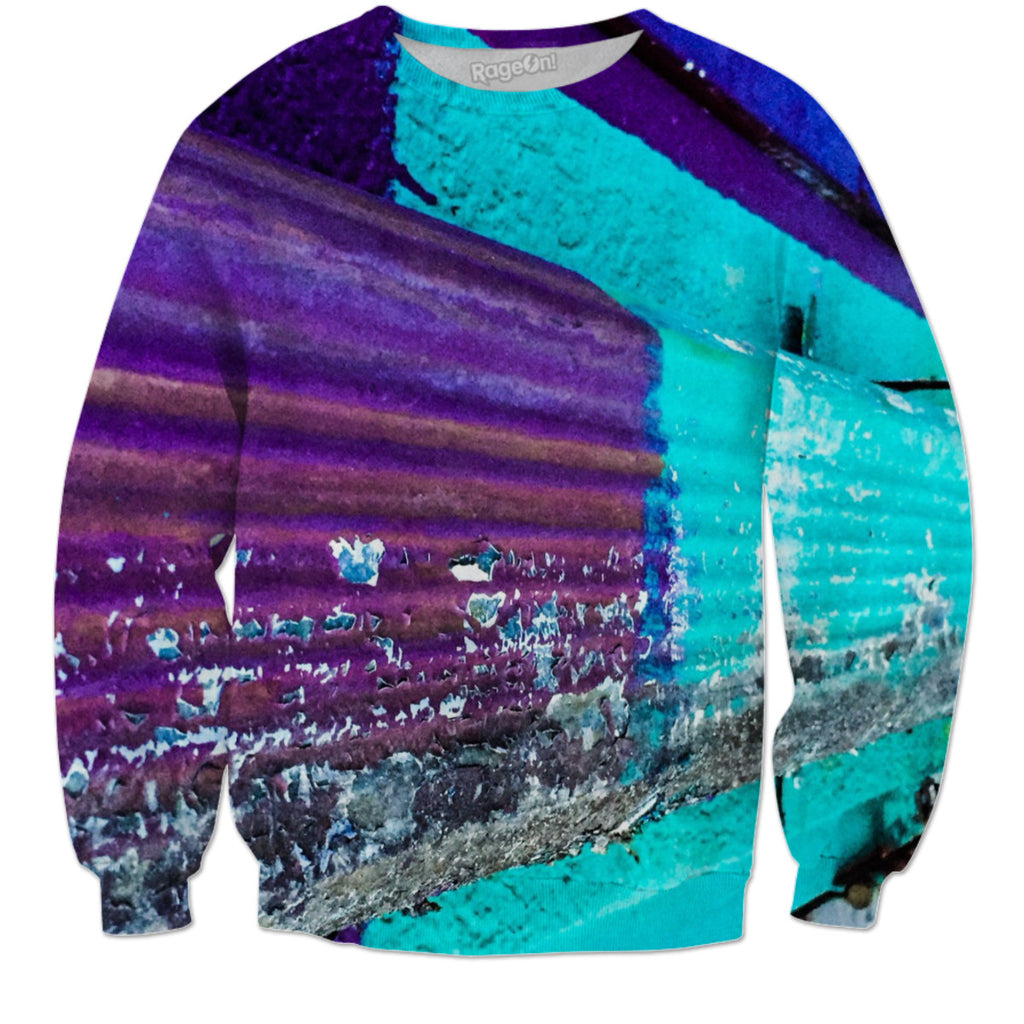 Flaked Paint Sweatshirt