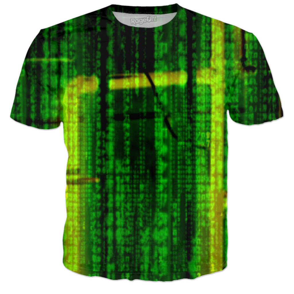 Wires In Walls Tee