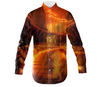 Neigh Flambè Men's Dress Shirt