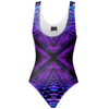 Zoom One Piece Swimsuit