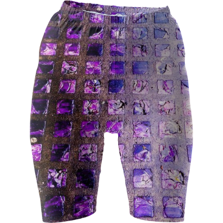 Amethyst Sidewalk Bike Shorts