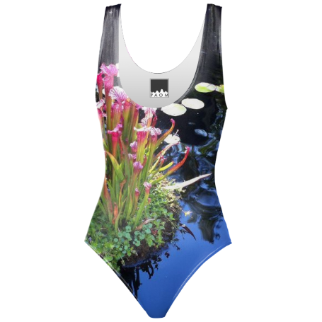 Botanical Daydream One Piece Swimsuit